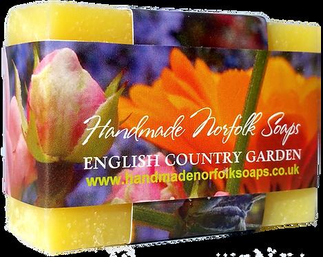 English Country Garden Soap