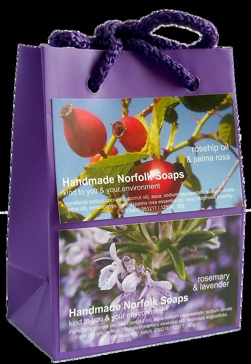 Rosemary & Rosehip - Bag