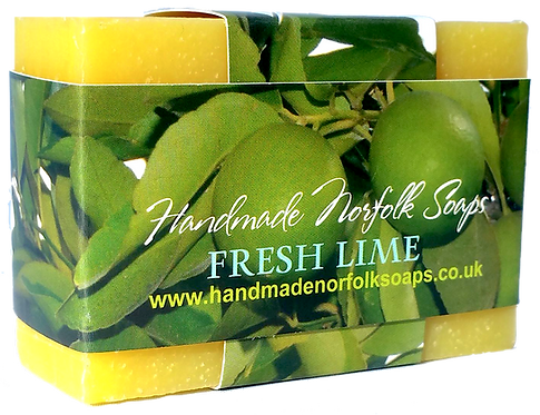 Fresh Lime Soap