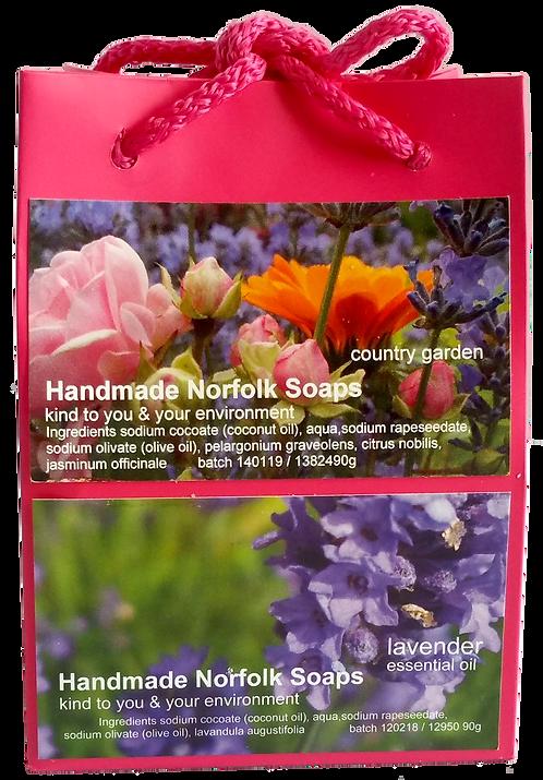 Lavender & Country Garden - Bag