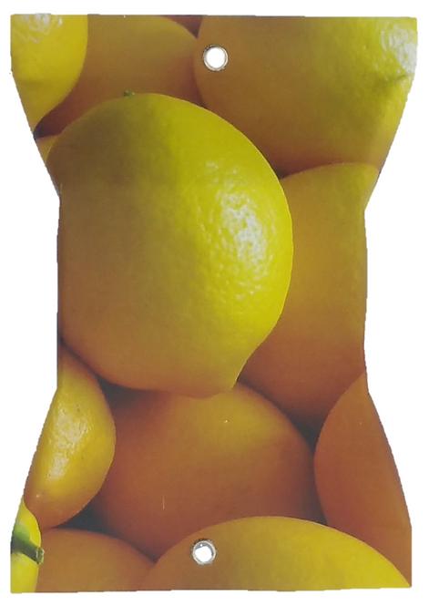 Lemon & Lemongrass Wrapped Soap