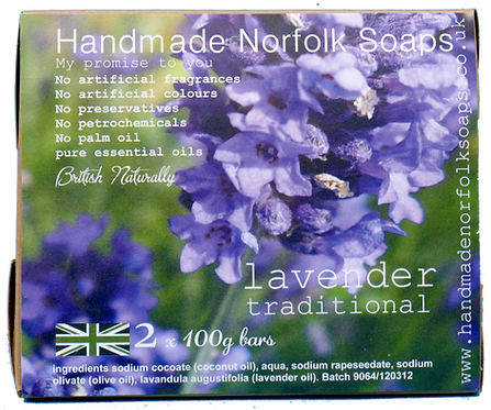 Lavender - 2 Bar Box
