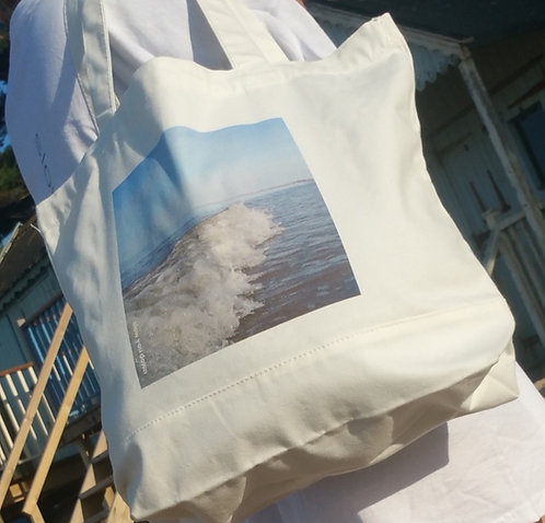 Luxury Canvas Bag  Wells-next-the-sea Shore