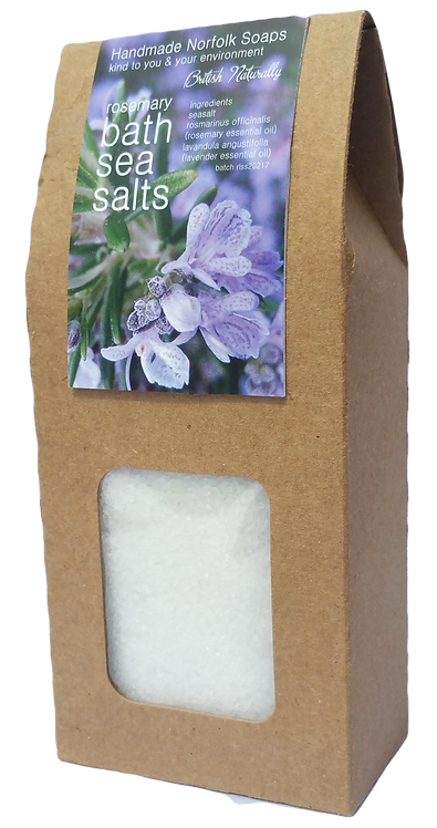 Rosemary Bath Sea Salts