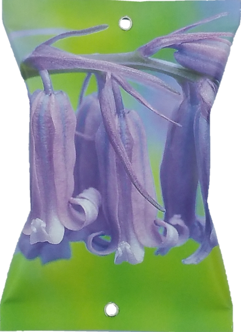 Bluebell Wrapped Soap