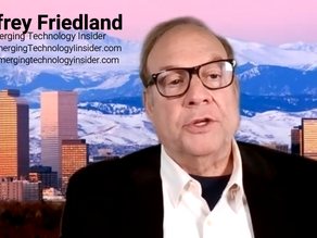 InsiderTalks Video; The prospects for artificial intelligence, robotic process automation...