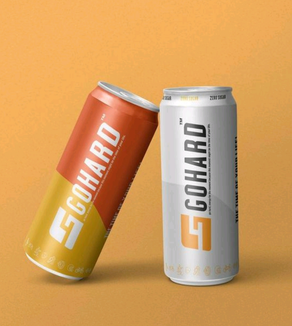 Energy Drink Producer GoHard reaches an early milestone with its crowdfunding