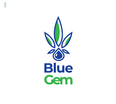 Blue Gem Hemp's proprietary and solvent-less CBD oil - no strong hemp tase, no artificial flavors