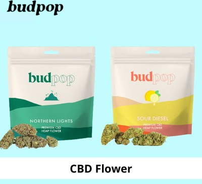 BudPop views their CBD products, including Delta-8, as impacting the growth of the hemp market