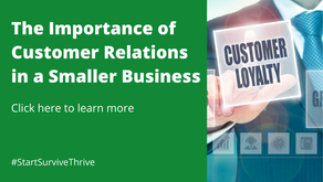 The Importance of Customer Relations in a Smaller Business