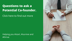 Questions to ask a Potential Co-founder