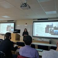 NERC CDT Course, Manchester UK (photo: Anna Clark)
