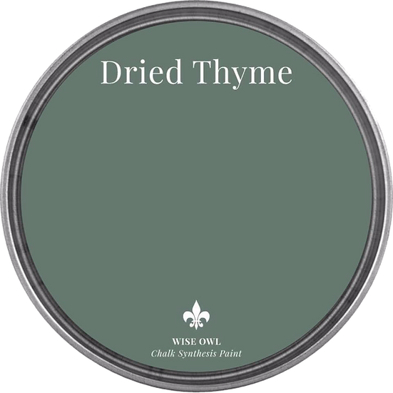 Chalk Synthesis Paint -Dried Thyme