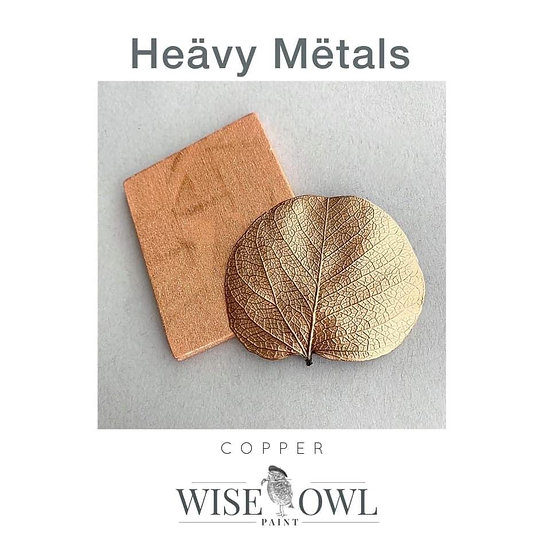 Copper - Heävy Mëtal Gilding Paint 8oz