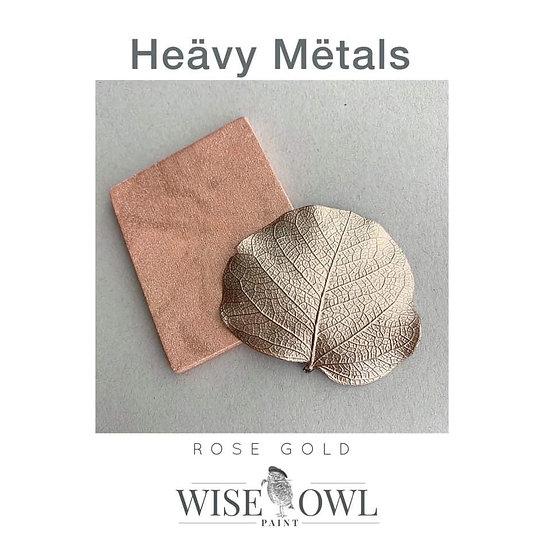 Rose Gold - Heävy Mëtal Gilding Paint 8oz
