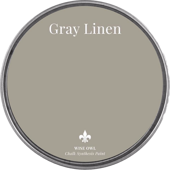 Chalk Synthesis Paint -Gray Linen