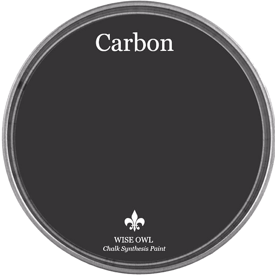 Chalk Synthesis Paint -Carbon