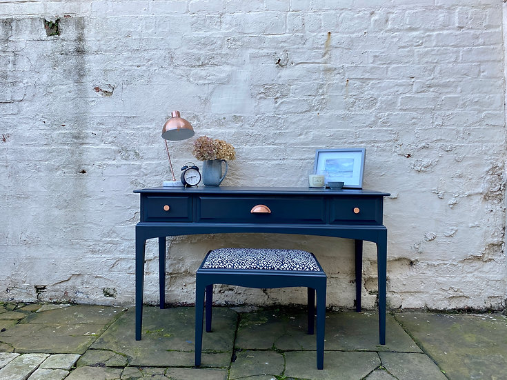 Stag Small Dressing Table