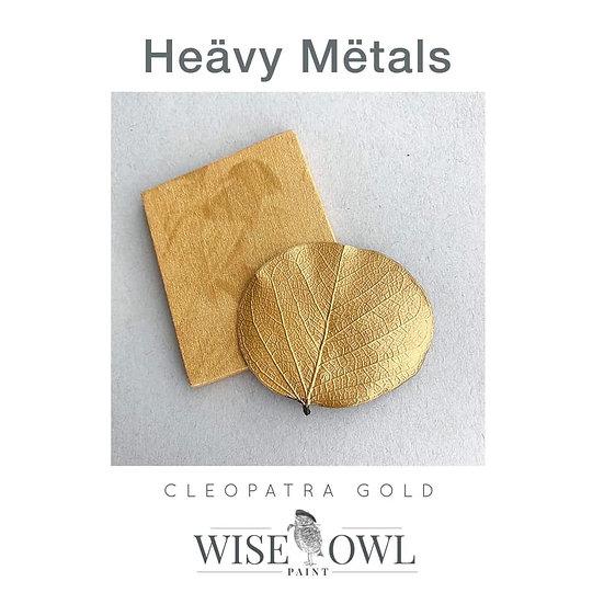Cleopatra Gold - Heävy Mëtal Gilding Paint 8oz