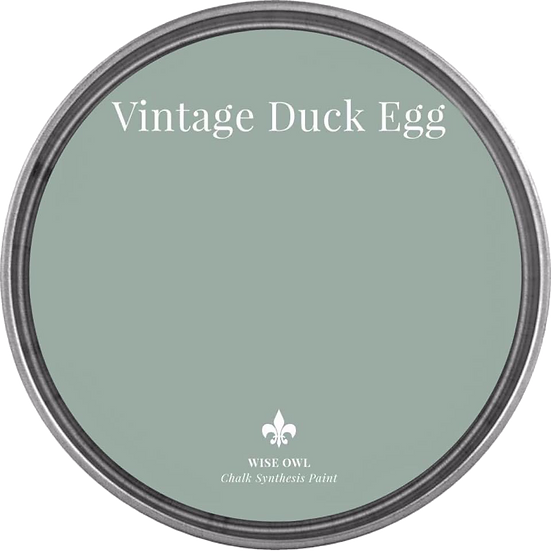 Chalk Synthesis Paint - Vintage Duck Egg