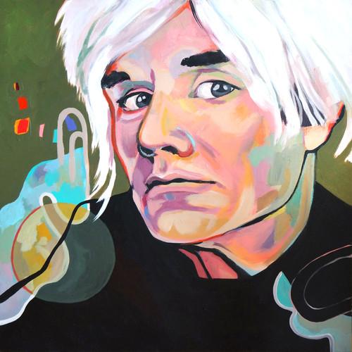 """I think everybody should like everybody.""- Andy Warhol"