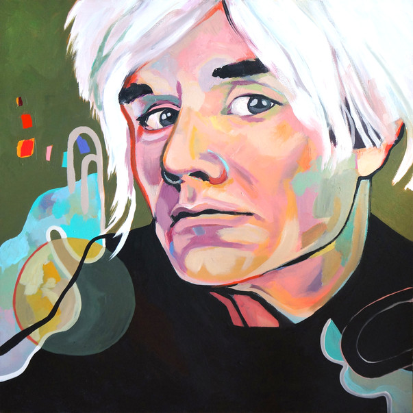 """I think everybody should like everybody.""- Andy Warhol"