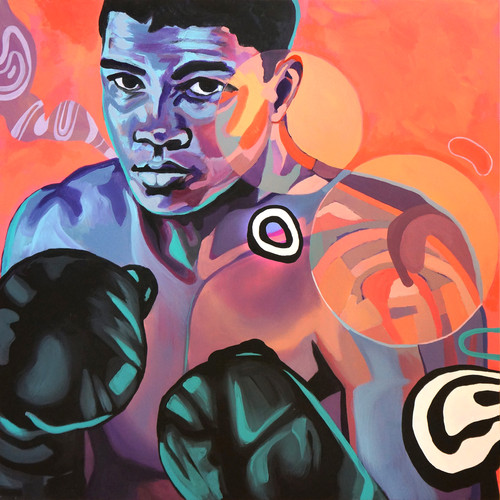 """""""I don't have to be what you want me to be.""""- Muhammad Ali"""