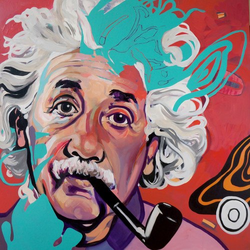 """""""Logic will get you from A to B. Imagination will take you everywhere.""""- Albert Einstein"""