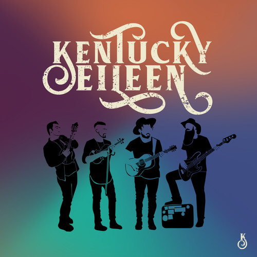 Kentucky Eileen EP Cover Graphic and Design