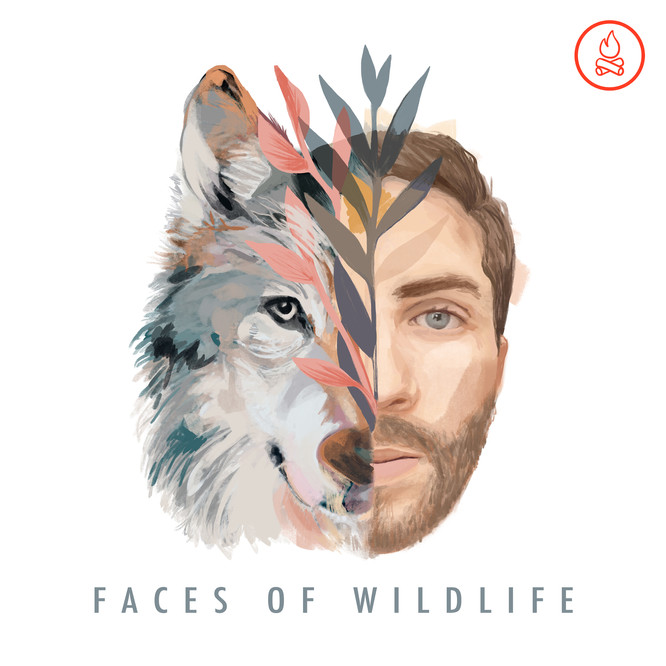 Faces of Wildlife Podcast Cover Art