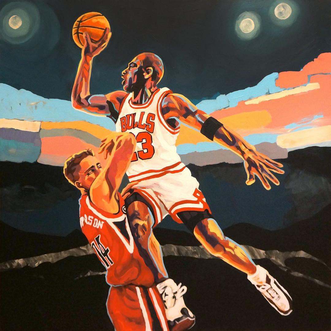 MJ, Enjoy the Game