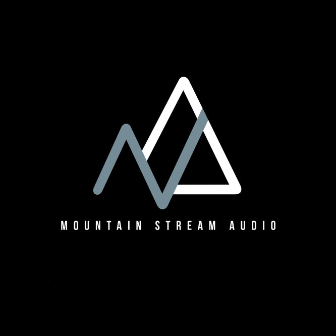 Mountain Stream Audio Logo