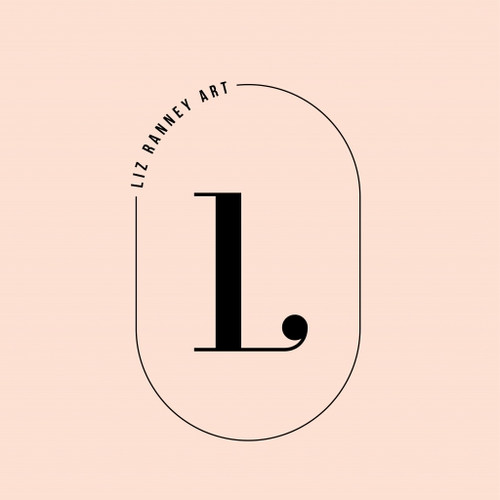 Liz Ranney Art Logo
