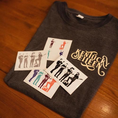 Kentucky Eileen Band Merchandise