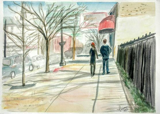 Peaceful Saunter: Hyde Park Community Series
