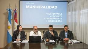 2do Reporte de Sustentabilidad de la Municipalidad de Alta Gracia
