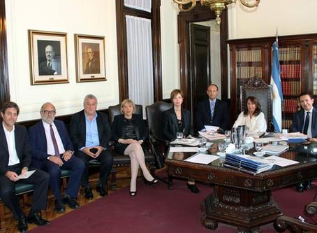 1er Reporte de Sustentabilidad para el Poder Judicial de la Provincia de Córdoba