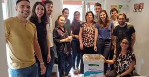 Alianza con EcoLink - reciclaje social