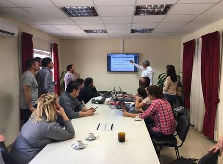 Seguimos con la implementacion de la Subasta Electrónica en la Municipalidad de La Calera