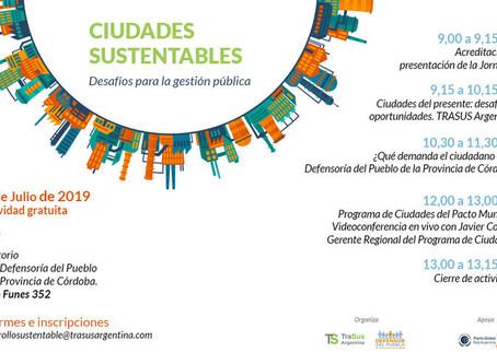 Jornada de Ciudades Sustentables