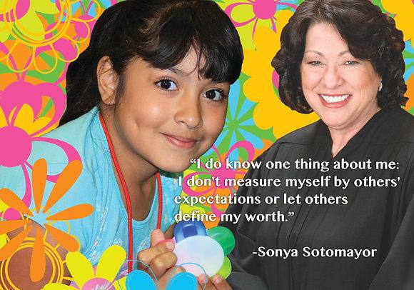 Sonya Sotomayor Posters - 010