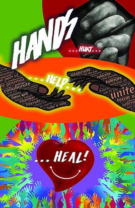 Healing Hands Posters - 018