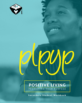 Positive Living Workbooks - Secondary