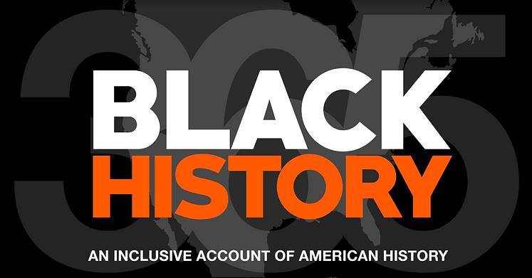 Black History 365 logo