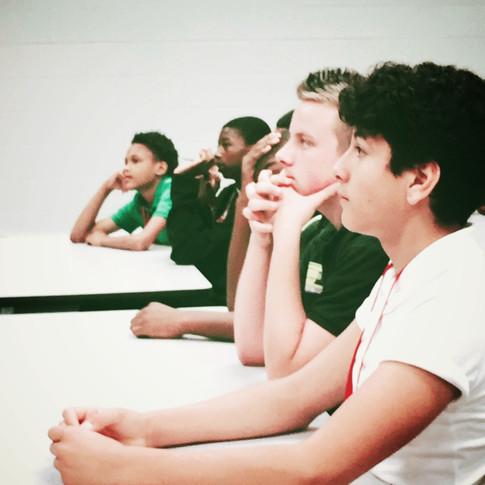 FTH Positive Living for boys