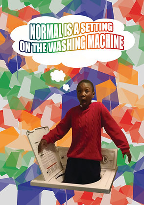 Washing Machine Posters - 007