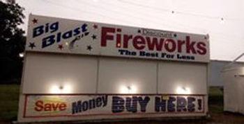 fireworks stand in Bixby Oklahoma