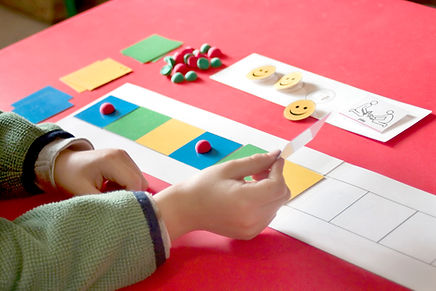 Occupational therapy and child with developmental disability