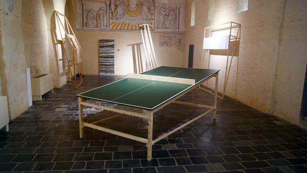 Crooked ping pong