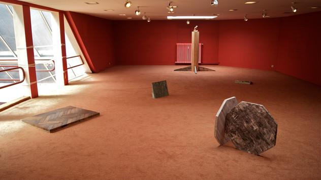 Installation view at D.ART Mechelen